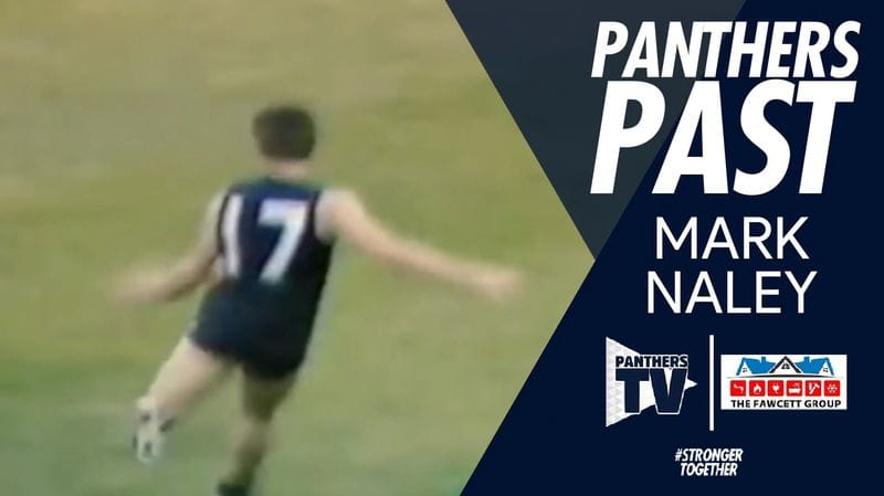 Panthers Past - Mark Naley