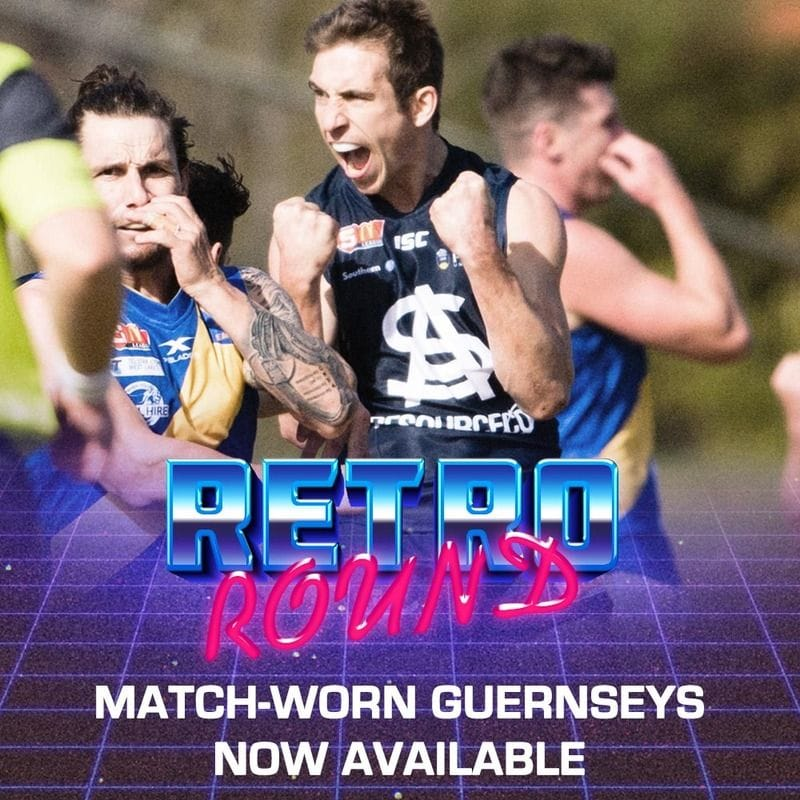 2018 Match-worn Retro Round Guernseys available for purchase!