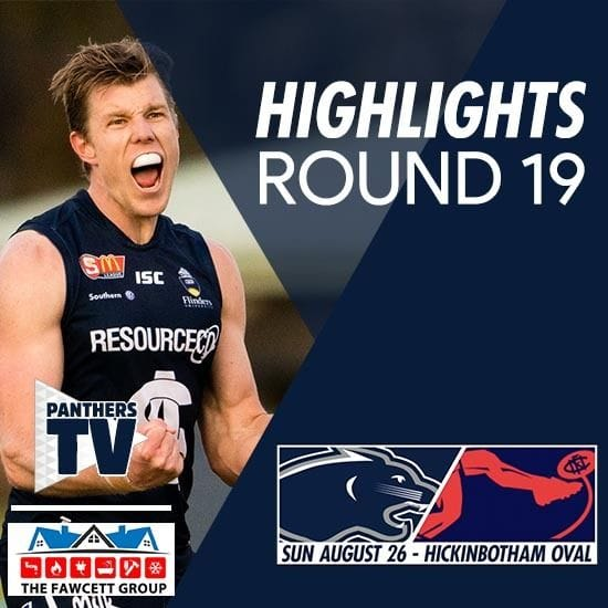 Panthers TV: Round 19 Highlights - South Adelaide vs Norwood
