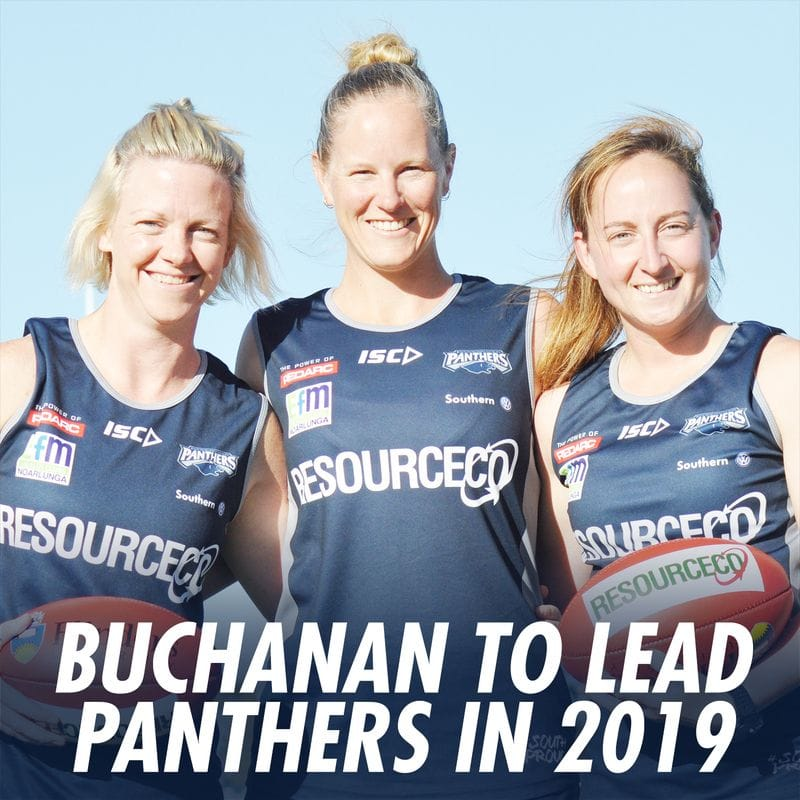 Lauren Buchanan to lead Panthers women in 2019