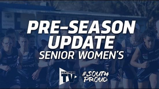 PanthersTV: Senior women's preseason update