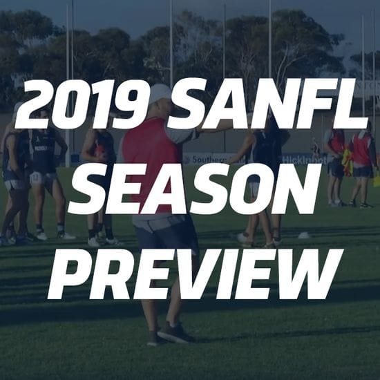 PanthersTV: 2019 SANFL Statewide Super League Season Preview