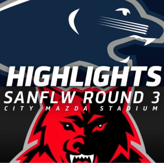 PanthersTV: South Adelaide vs West Adelaide Highlights | Round 3, 2019 | SANFLW