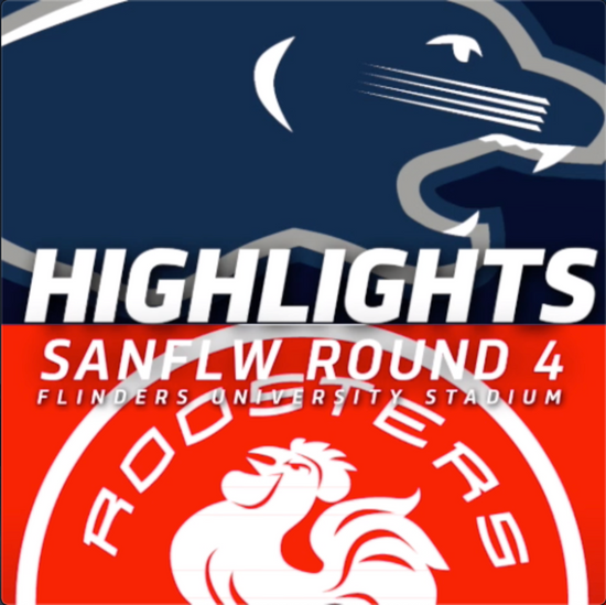 South Adelaide vs North Adelaide Highlights | Round 4, 2019 | SANFLW
