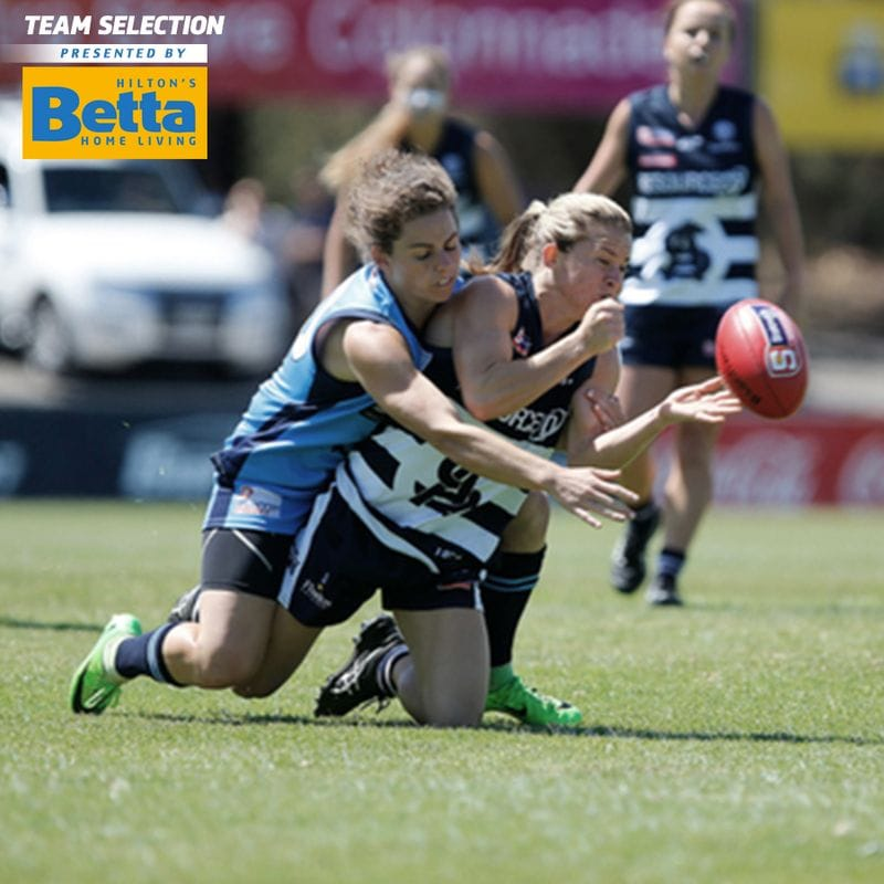 Betta Teams: SANFLW Round 5 - South Adelaide vs Eagles