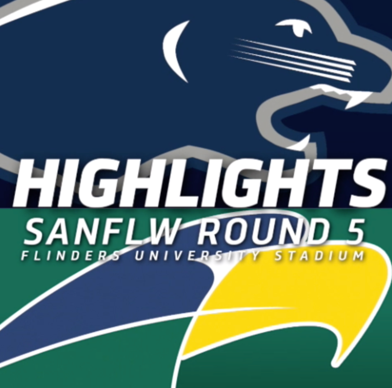 PanthersTV: South Adelaide vs Eagles Highlights | Round 5, 2019 | SANFLW