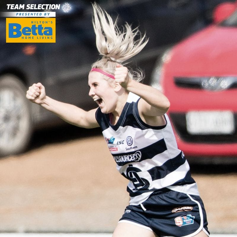Betta Teams: SANFLW Round 6 - South Adelaide vs Central District