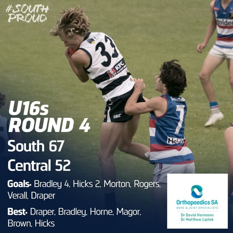 Junior Match Report: U16s hold on for hard-fought win over Bulldogs