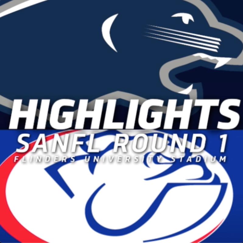 PanthersTV: South Adelaide vs Central District Highlights | Round 1, 2019 | SANFL