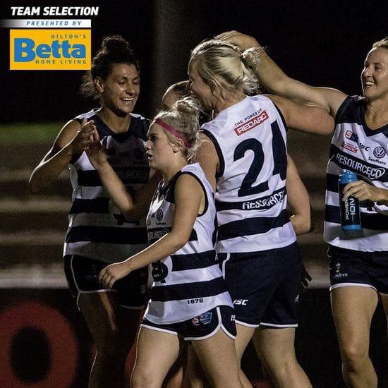Betta Teams: SANFLW Round 7 - South Adelaide vs Glenelg