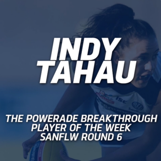 Panthers TV: Indy Tahau Powerade Breakthrough Player | Round 6 2019