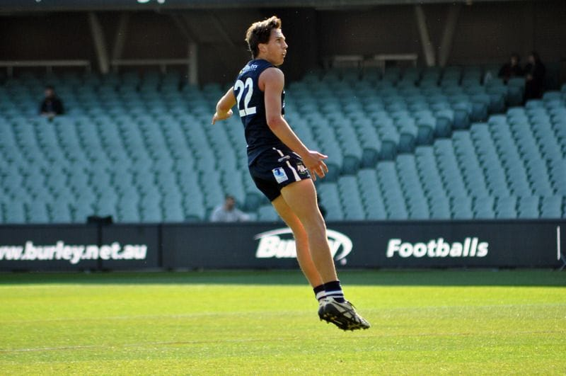 Zac Dumesny selected in Australian U17 side