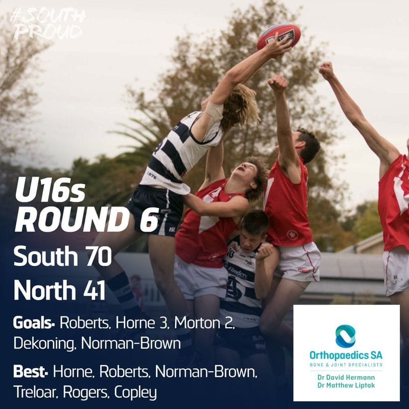 Junior Match Report: U16s clip Roosters wings