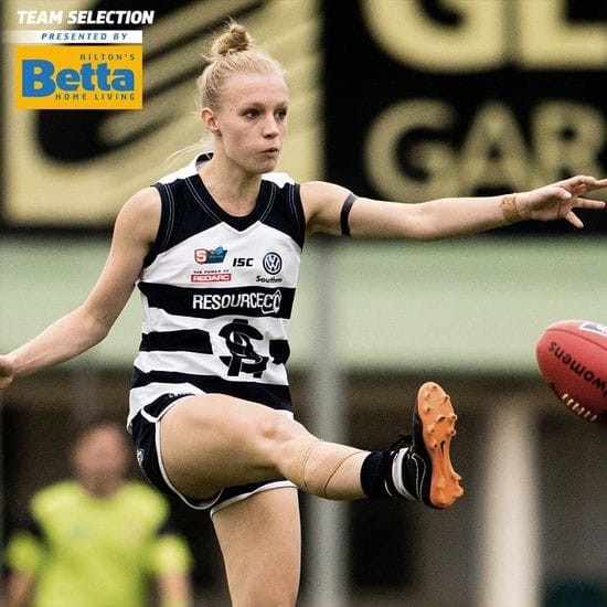 Betta Teams: SANFLW Round 10 - South Adelaide vs West Adelaide