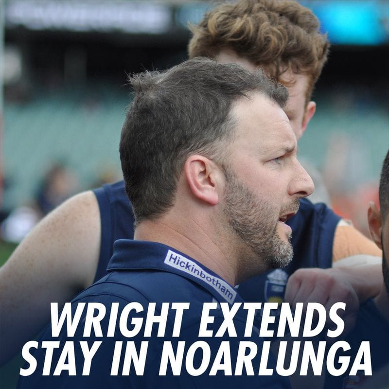 Jarrad Wright extends contract with South Adelaide