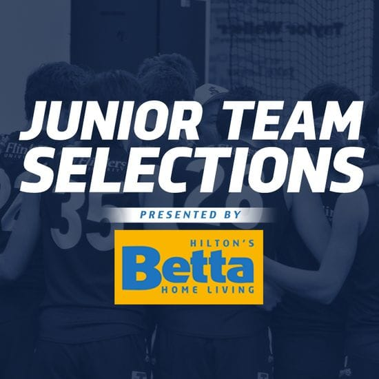 Betta Teams: Juniors - U18 Round 12