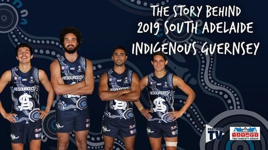 Panthers TV: The Story behind - 2019 Indigenous Guernsey