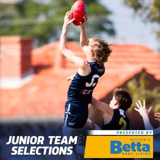 Betta Teams: Juniors - U18 Preliminary Final