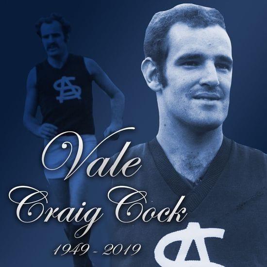 Vale Craig Cock