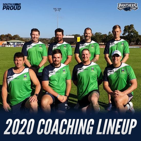 2020 Coaching Line Up