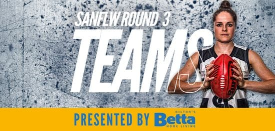 Betta Teams: SANFLW Round 3 - South Adelaide vs Norwood