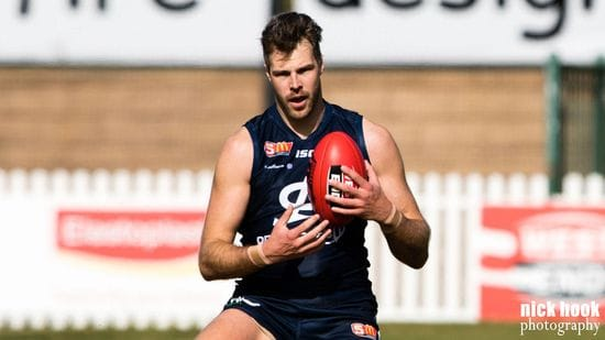 Keegan Brooksby to take AFL opportunity
