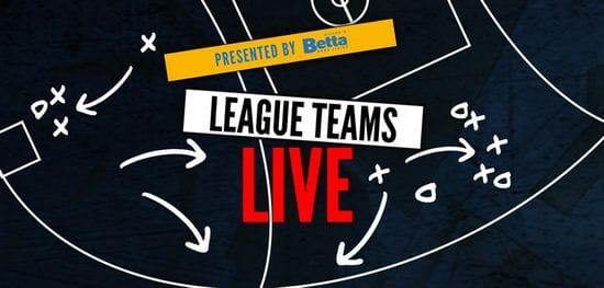 League Teams Live