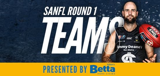 Betta Teams: SANFL Round 1 - South Adelaide vs Eagles