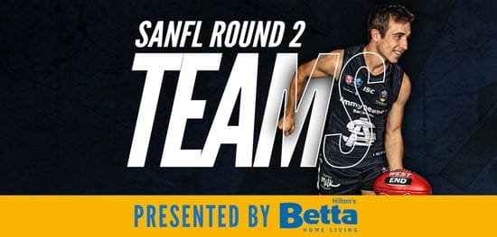 Betta Teams: SANFL Round 2 - South Adelaide vs Glenelg