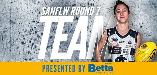 Betta Teams: SANFLW Round 7 - South Adelaide vs West Adelaide
