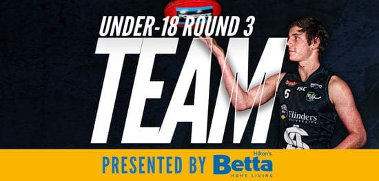 Betta Teams: Under-18 Round 3 - South Adelaide vs Central District