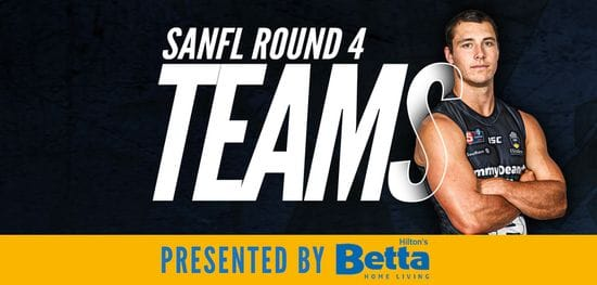 Betta Teams: SANFL Round 4 - South Adelaide vs Sturt
