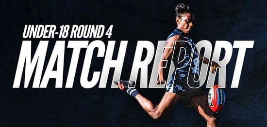 Under-18 Match Report Round 4: South @ Sturt