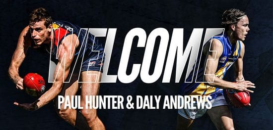 Welcome: Paul Hunter & Daly Andrews