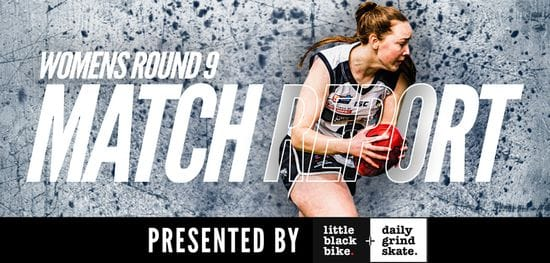 LBB + DGS Women's Match Report: Round 8 South vs Centrals