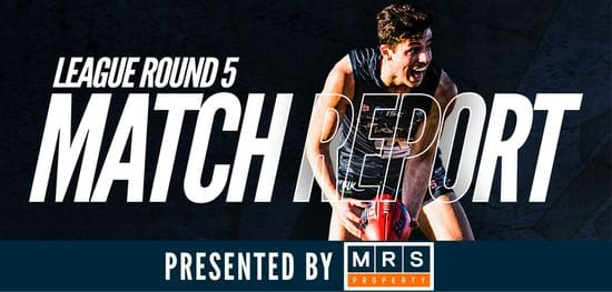 MRS Property League Match Report Round 5: South vs West