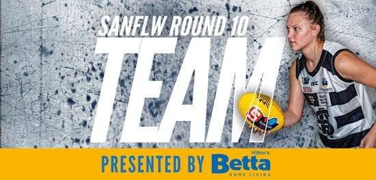 Betta Team: SANFLW Round 10 - South Adelaide @ West Adelaide