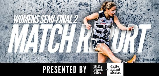 LBB + DGS Women's Match Report: Semi Final 2 South vs North