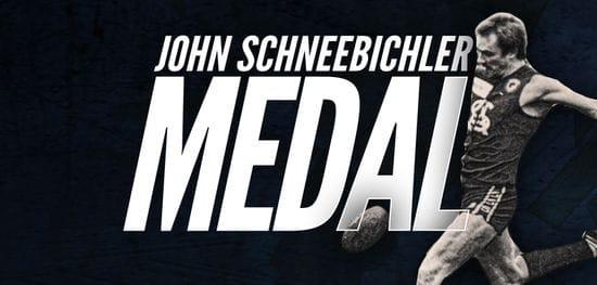 South Adelaide and Glenelg announce the John Schneebichler Medal