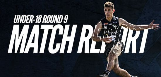 Under-18 Match Report Round 9: South vs Glenelg