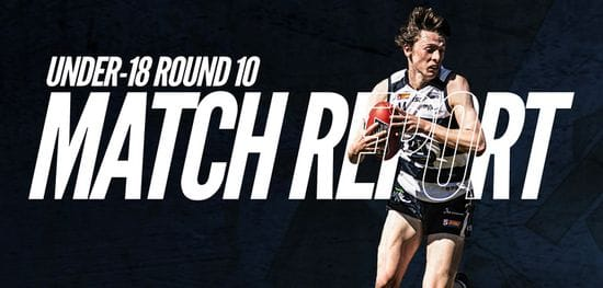 Under-18 Match Report Round 10: South vs Centrals