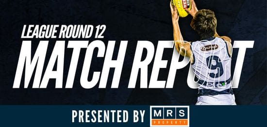 MRS Property League Match Report Round 12: South @ West