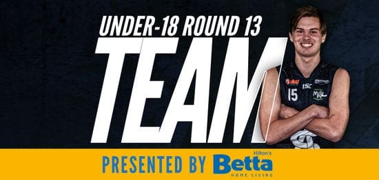 Betta Teams: Under-18 Round 13 - South Adelaide @ Norwood