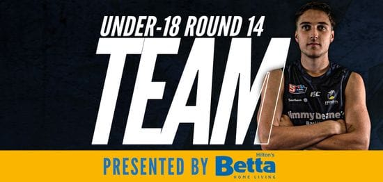 Betta Teams: Under-18 Round 14 - South Adelaide @ North Adelaide
