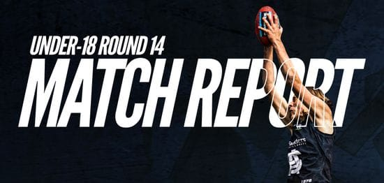 Under-18 Match Report Round 14: South vs North
