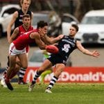 Round 7 vs Norwood