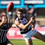 2018 Round 16 vs Port Adelaide Magpies
