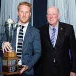 2018 Knuckey Cup Best and Fairest