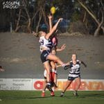 2019 Women's Trial 2 vs North Adelaide