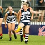 2019 Women's round 2 vs Norwood